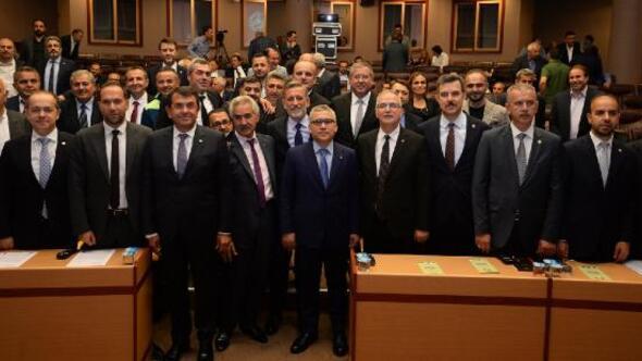 Vali Şimşek'ten Bursalı iş insanlarına  Niğde'ye yatırım yapın çağrısı