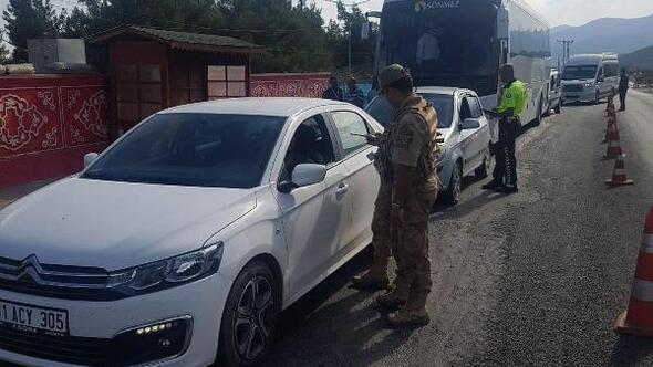 Gaziantepte dumansız araçlar uygulaması