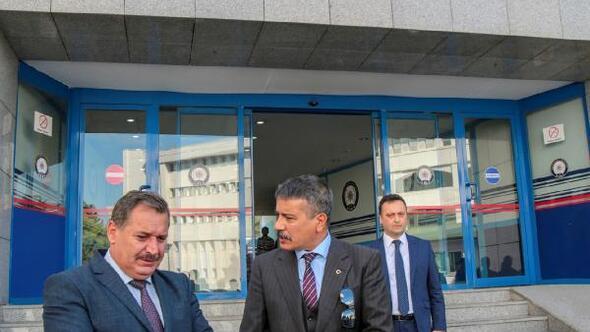 Trabzon Emniyet Müdürlüğünde devir teslim