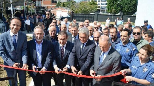 Altınova'da yenilenen polis karakolu açıldı