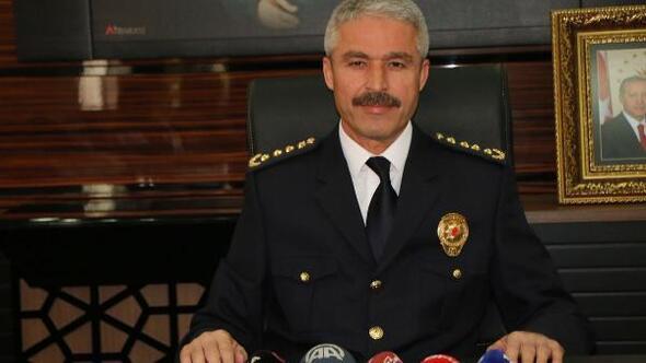 Adıyaman yeni emniyet müdürü İbrahim Ergüder göreve başladı