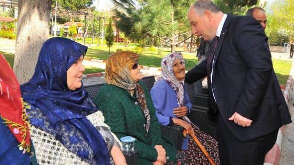 Türkiyenin yaşlı nüfus oranı artıyor