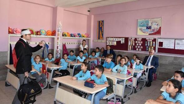 Öğrenciler deprem konusunda bilgilendirilecek