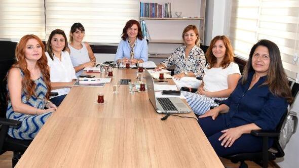 Büyükşehir Belediyesi öncülüğünde Kadın Kooperatifi