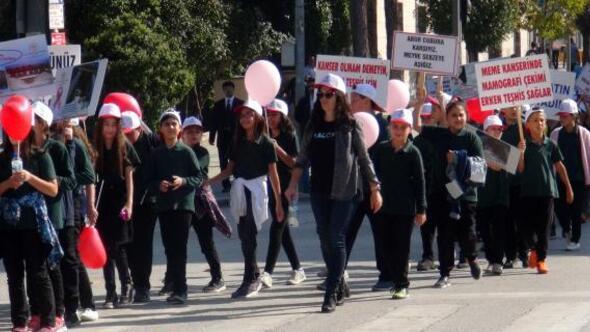 Burdurda Dünya Yürüyüş Günü etkinliği