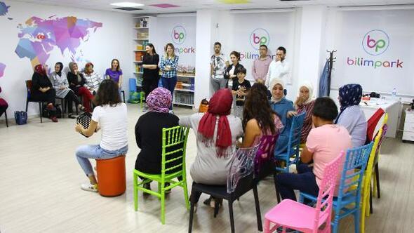 Erbaada öğretmenlere drama eğitimi