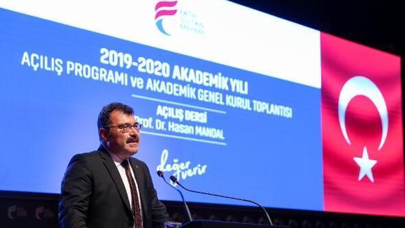 Prof. Dr. Hasan Mandal: Üniversiteler insan kaynağı ve bilgi üretmeli