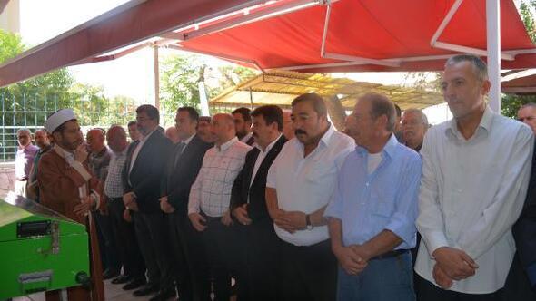 AK Partili başkanın acı günü