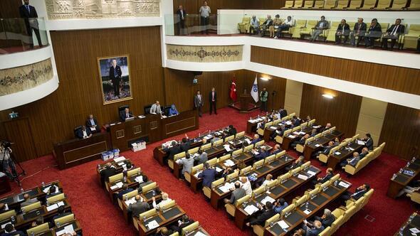 Kademeli su tarifesi yeniden Meclis'te