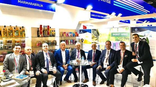 Marmarabirlik Avrupa pazarındaki payını Almanya ile arttıracak