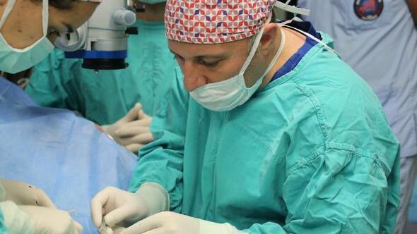 AÜde 9 ayda 96 hasta, kornea nakliyle ışığa kavuştu