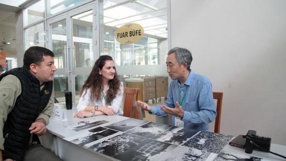 Bursalı fotoğrafçılar projelerini usta isimlerle paylaştı