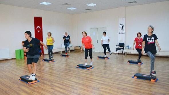 Mudanya'da her yaşta eğitime devam