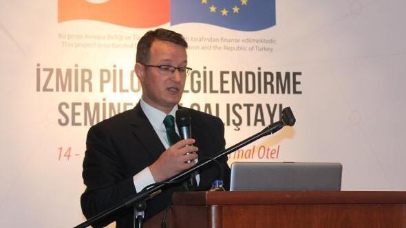 İzmirde YİKOB bilgilendirme semineri düzenlendi