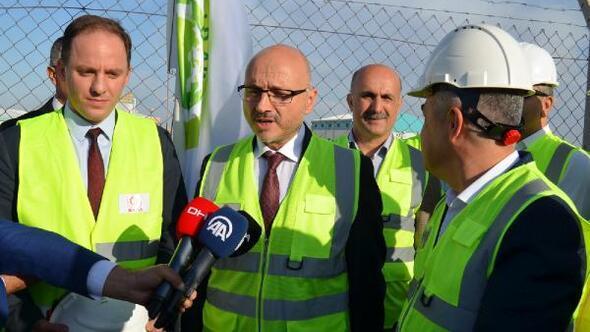 TBMM Kamu İktisadi Teşebbüsleri Komisyonu, doğal gaz depolama tesisini gezdi