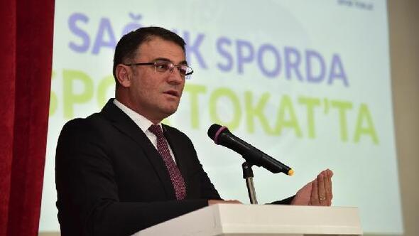 Vali Balcı: Spor Tokat, Tokat gençliğinin projesidir