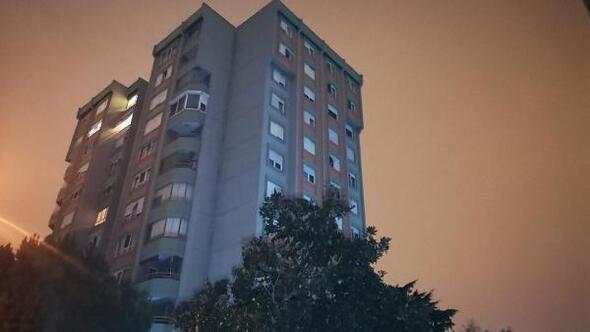 Ataşehirde 8. kattan düşen kadın doktor ağır yaralandı