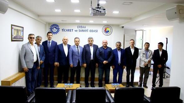 Erbaada STKlardan Barış Pınarı Harekâtına destek