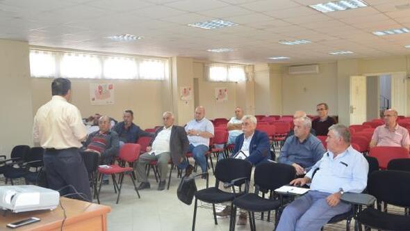 Susurluklu emlakçılara yönelik bilgilendirme toplantısı