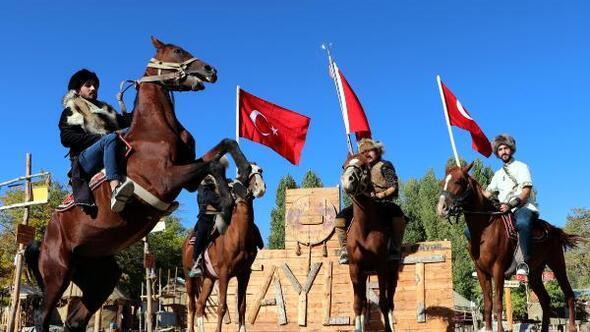 Vandaki Kırgız Türklerinden harekata destek