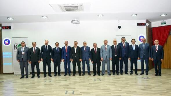 Ahi Evran Üniversitesi, ÜNİKOP 2020 dönem başkanlığına seçildi