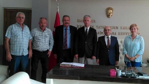 Foçaya anaokulu yapılması için protokol imzalandı
