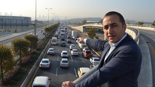 Toplu taşıma yok trafik çilesi var