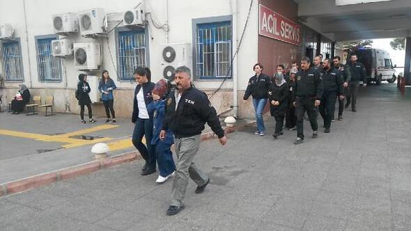 FETÖnün gaybubet evlerinde yakalanan 7 kişi tutuklandı