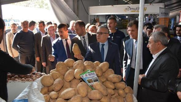 Niğde'de Tarım, Hayvancılık ve Gıda Fuarı açıldı