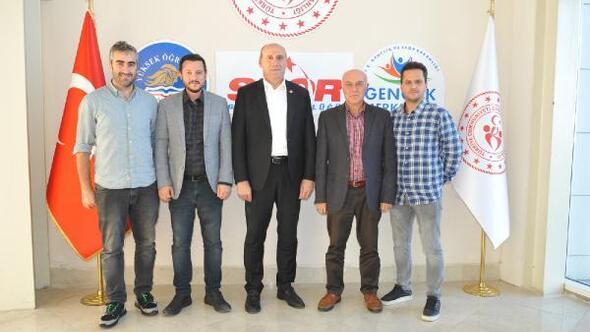 TSYD Trabzon Şubesi'nden anlamlı proje; çocuklar, spor tesisleriyle buluşuyor