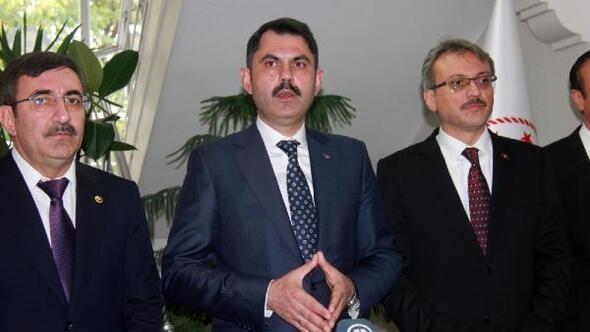 Bakan Kurum: Bodrum'da kaçak yapıyla alakalı kararlılığımız devam ediyor