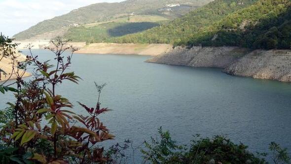 Yuvacık Barajında su seviyesi yüzde 30a düştü