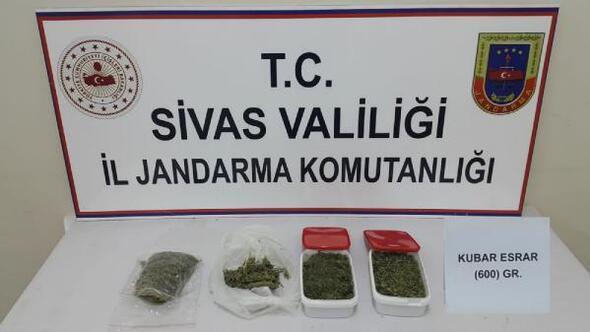 Sivasta, Jandarmadan kaçakçılık operasyonları
