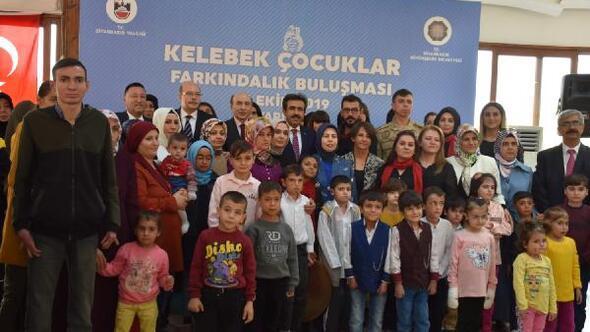 Diyarbakırda Kelebek çocuklara etkinlik