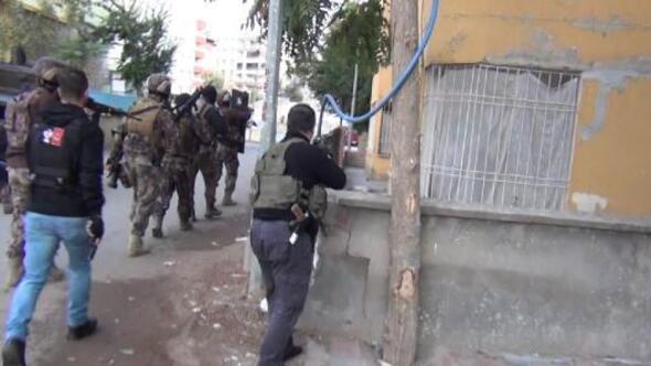 Siirtte DEAŞ operasyonu: 6 gözaltı