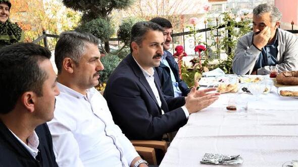 Başkan Eroğlu: Belediyeler bir şehrin annesi gibidir