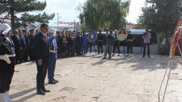 Sivasta Cumhuriyet Bayramı kutlamaları