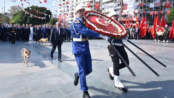 Antalyada Cumhuriyet Bayramı kutlamaları
