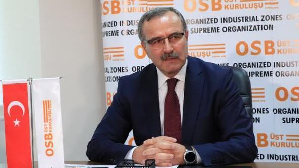 OSBÜK Başkanı Kütükcü:Cumhuriyet, büyük ve şanlı mücadelenin eseridir
