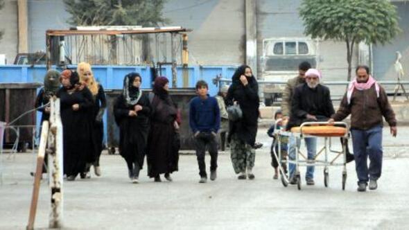 Türk doktorlar, Tel Abyadda sağlık hizmeti vermeye başladı