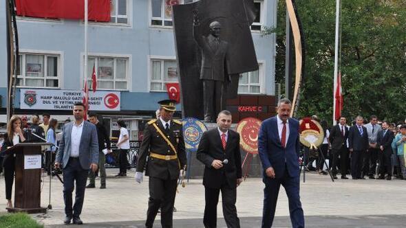 İslahiye'de Cumhuriyet Bayramı coşkuyla kutlandı