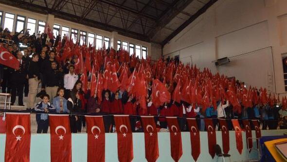 Şırnakta Cumhuriyet Bayramı kutlandı