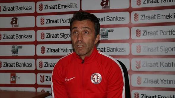 Niğde Anadolu FK - Antalyaspor maçının ardından