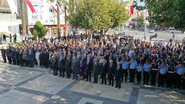 Denizli Büyükşehirin 143üncü kuruluş yıl dönümü kutlandı