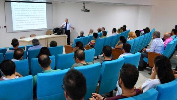 OKÜ Mühendislik Fakültesinde değerlendirme toplantısı