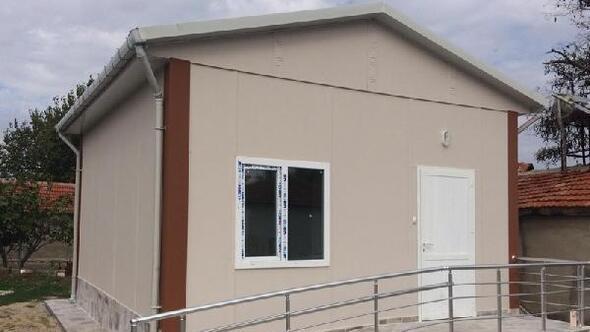 Edirnede 11 köye yeni sağlık evi yapıldı
