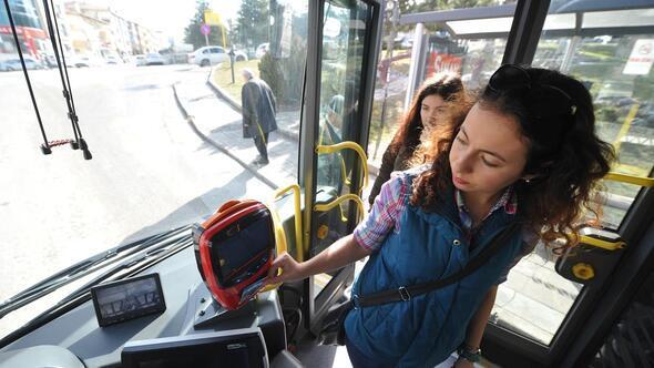 Ankara'da toplu ulaşım 5'inci oldu