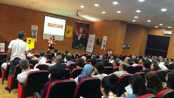 PTT personeline şiddetle mücadele eğitimi
