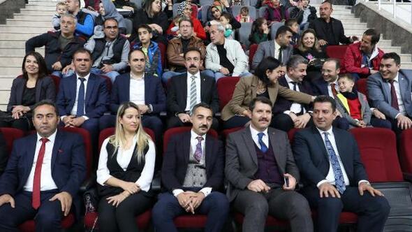 Sivasta Türkiye Öğretmenler Kupası heyecanı