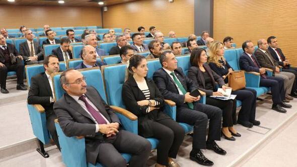 Sivasta DYK İzleme Sınavı değerlendirme toplantısı yapıldı